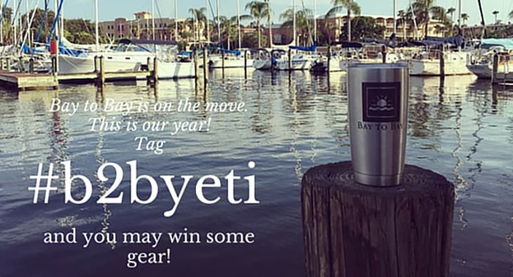 bay to bay construction yeti cup