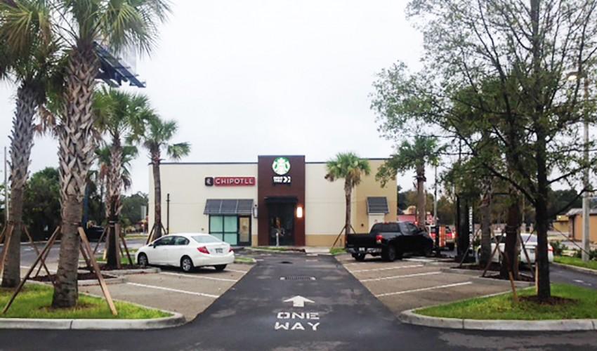 Starbucks – Chipotle Tampa, FL