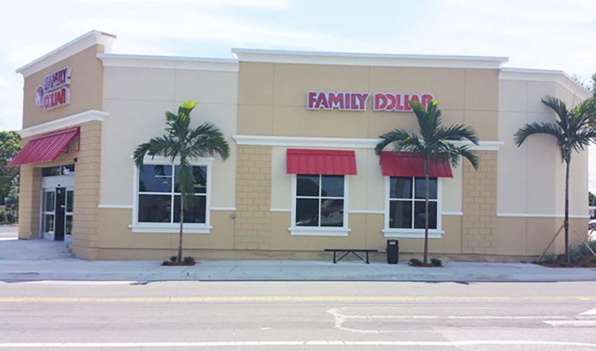 Family Dollar – Boynton Beach, FL
