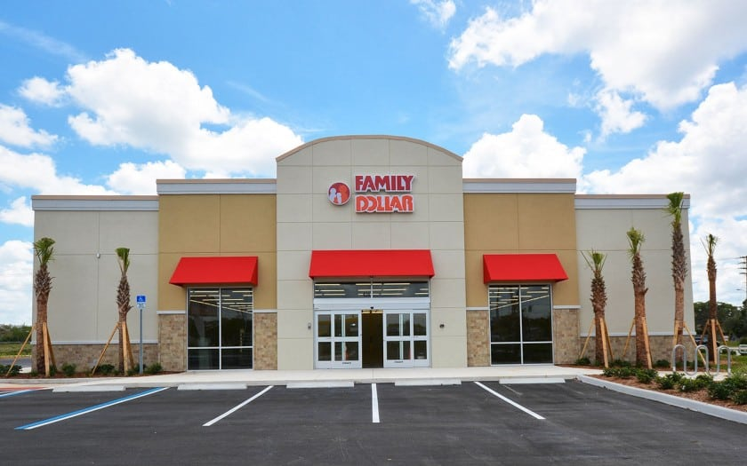 family dollar sebring construction