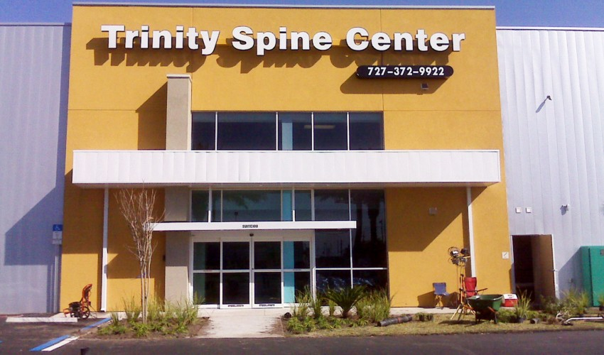 Trinity Spine Center – Trinity, FL