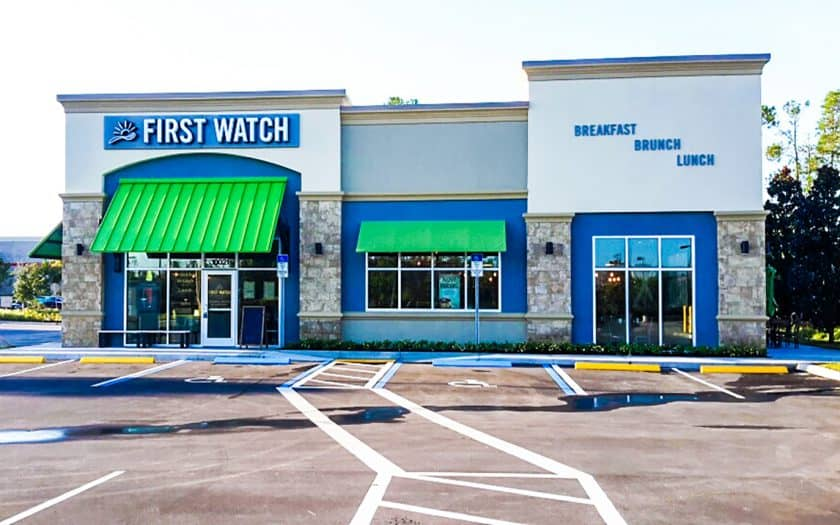 First Watch ft myers florida