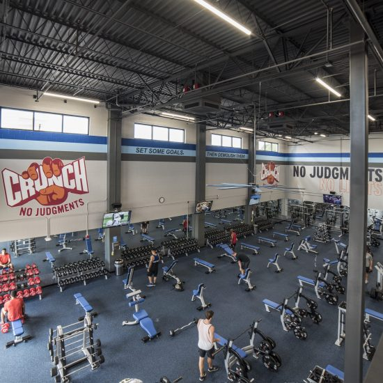 Crunch Gym – Seminole, FL