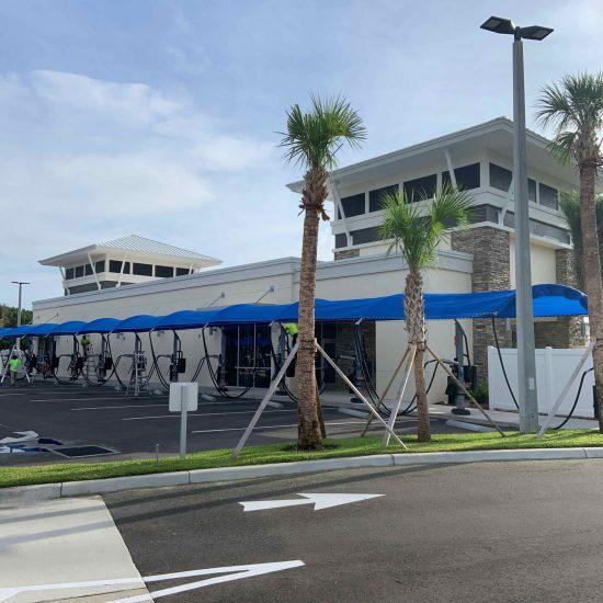 Radiant Express Car Wash – Auburndale, FL