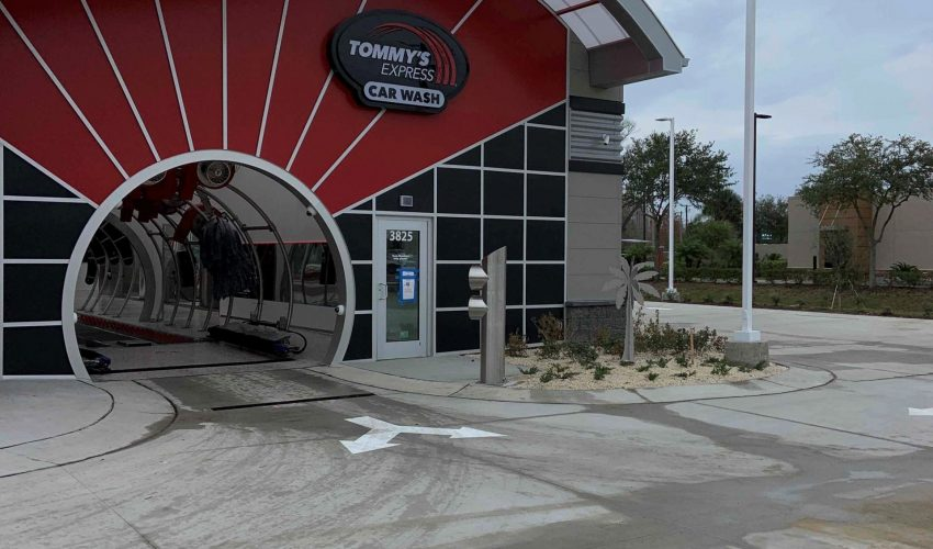 Tommy's Express Car Wash – Tampa, FL