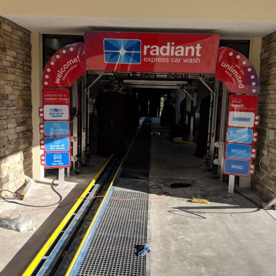 Radiant Express Car Wash – Auburndale, FL