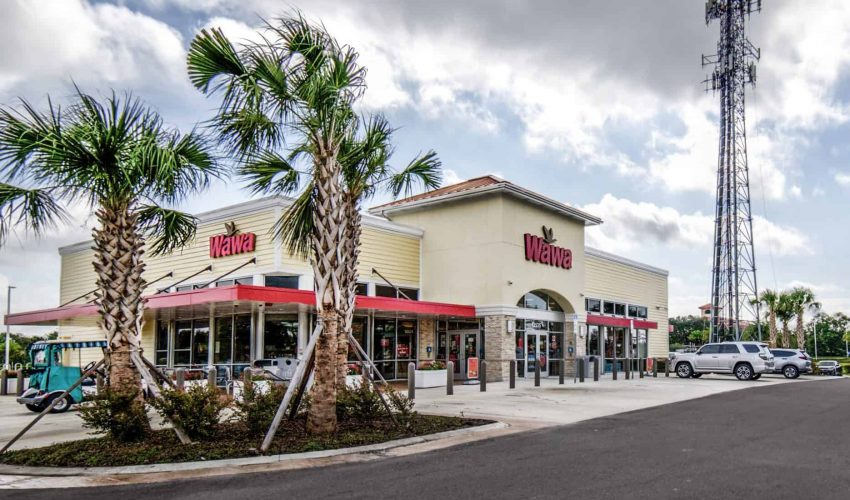 Wawa Fuel Station – Lady Lake, FL