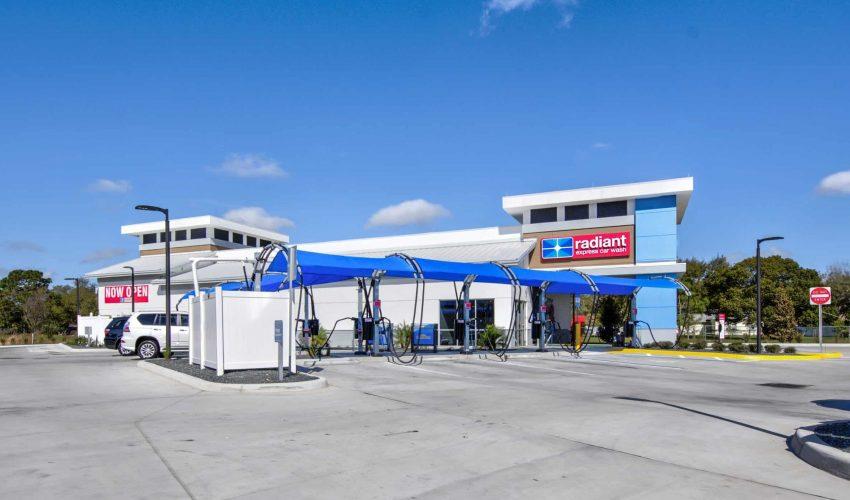 Radiant Car Wash – Kissimmee, FL