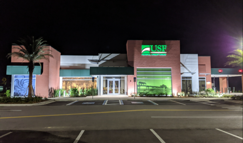 USF Federal Credit Union – Tampa, FL